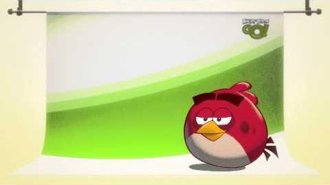NEW! Angry Birds Go! character reveals Red