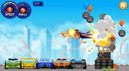 Angry Birds Hot Wheels Smash Up 3