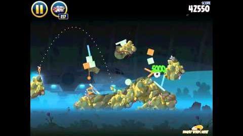 Hoth 3-29 (Angry Birds Star Wars)/Video Walkthrough