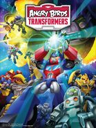 Angry Birds Transformers First Poster