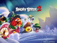 Angry birds 2 Christmas 2020