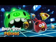 Angry Birds Friends - Retro Games Tournament