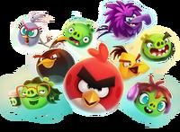Angry Birds Reloaded artwork