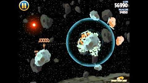 Hoth 3-23 (Angry Birds Star Wars)/Video Walkthrough