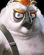 Flocker White Portrait 040