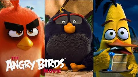 The Angry Birds Movie - Grammys TV Spot