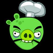 Chef pig 240
