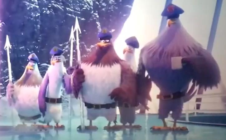 Zeta's Eagles
