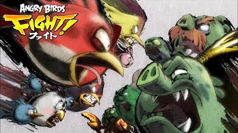 Angry Birds Fight! – 現在公開中! Out Now in Asia Pacific!