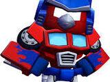 Personajes de Angry Birds Transformers