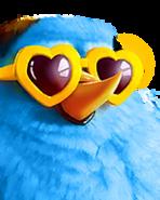 Flocker Blue Portrait 049
