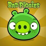 Freckled Pig/Bad Piggies (game)