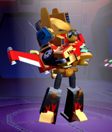 Angry Epic Optimus