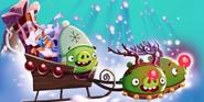 Cerdo Reno Angry Birds Friends Promocional