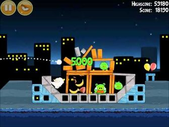 Official_Angry_Birds_Walkthrough_Danger_Above_7-13