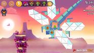 Angry Birds Jurassic Pork Level 36-14 Walkthrough 3 Star 0-1 screenshot