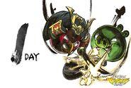 1 день до выхода Fight
