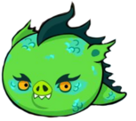 Angry Birds Friends Viking Dragon pig.png