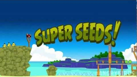 New levels and Power-Ups for Angry Birds