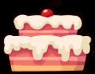 ABFRIENDS Cake