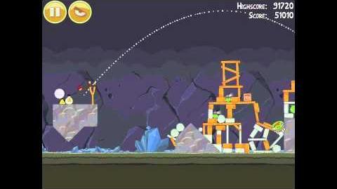 Angry_Birds_16-14_Mine_&_Dine_3_Star_Walkthrough