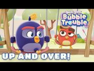 Angry Birds Bubble Trouble Ep18 - Up and over!