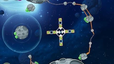 Beak Impact 8-28 (Angry Birds Space)