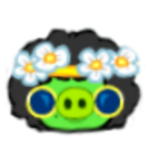 Костюм хиппи для свиньи с веснушками.png