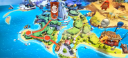 Angry Birds Evolution Bird Island