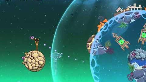 Pig Dipper 6-7 (Angry Birds Space)