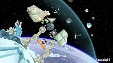 Angry Birds Star Wars Hoth episode gameplay - out now!