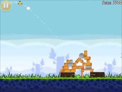 Official_Angry_Birds_Walkthrough_Poached_Eggs_1-20