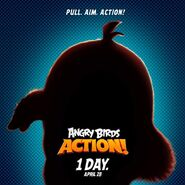 Angry Birds Action (1 Day)