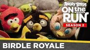 Angry Birds on the Run S2 Birdle Royale - Ep13