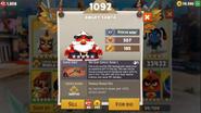 Angry Santa Abilities
