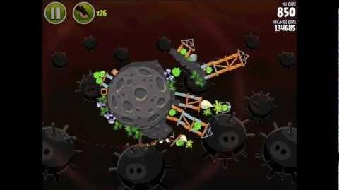 Danger Zone D-18 (Angry Birds Space)