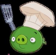 Cerdo Cocinero Minion AB Toons