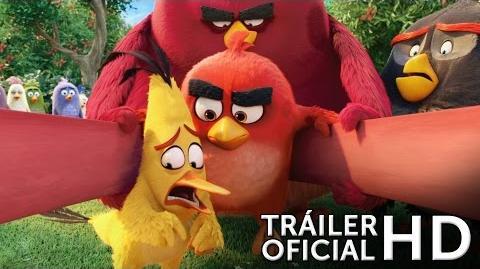 ANGRY BIRDS LA PELÍCULA. Tráiler Final HD en español