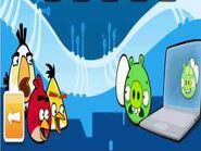 Angry Birds Ultrabook Adventure Cutscene