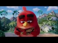 "Angry Birds the movie "" Paranoid "" by black sabbath"
