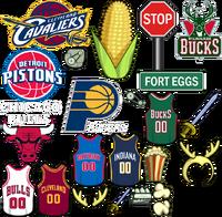 INGAME NBA CENTRAL 1