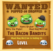 Wanted Pigs