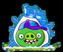 Angry Birds Fight! - Monster Pigs - Sazae Family - Sazae Kid