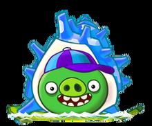Angry Birds Fight! - Monster Pigs - Sazae Family - Sazae Kid.png