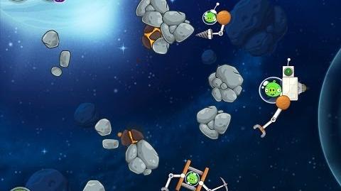 Beak Impact 8-9 (Angry Birds Space)