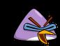 Lazer Bird no cape launch