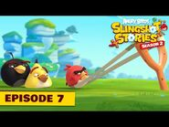 Angry Birds Slingshot Stories S2 - Unflappable Ep7