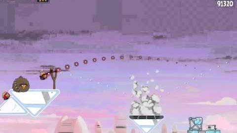 Cloud City 4-7 (Angry Birds Star Wars)/Video Walkthrough