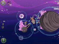 Cosmic Crystals 7-28 (Angry Birds Space)