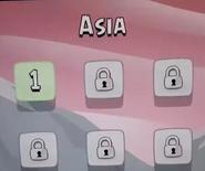 Asia Selección de Niveles
